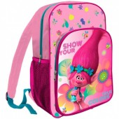 Mochila escolar 42cm dos Trolls - Show Your True Colors