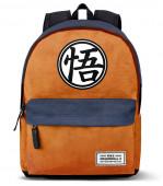 Mochila Escolar 42cm Dragon Ball Symbol