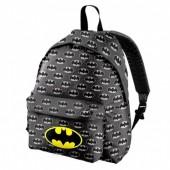 Mochila escolar 42cm Premium Batman Comics