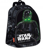 Mochila Escolar 43cm adap trolley Star Wars Rogue One