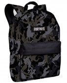Mochila Escolar 44cm Fortnite Paint