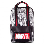 Mochila Escolar 46cm Marvel Comic