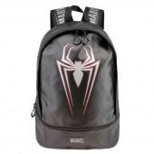 Mochila Escolar 46cm Spiderman Marvel