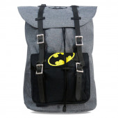 Mochila Escolar 55cm Batman DC Comics