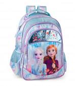 Mochila Escolar adap Frozen 2 Trust Your Journey 3Fechos 44.5cm