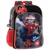 Mochila escolar adap trolley 2 bolsos Marvel Spiderman Go Spidey