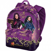Mochila Escolar adap trolley 42cm Descendentes Fairest