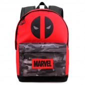 Mochila Escolar adap trolley Deadpool Marvel 44cm