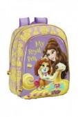 Mochila escolar adap trolley Disney Princesas Pets