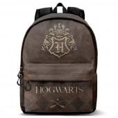 Mochila Escolar adap trolley Harry Potter Gold 45cm