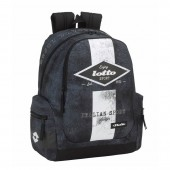 Mochila escolar adap trolley Lotto Grunge