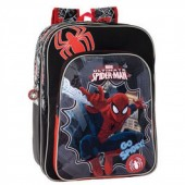 Mochila escolar adap trolley Marvel Spiderman Go Spidey