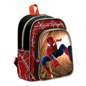 Mochila escolar adap trolley Marvel The Amazing Spiderman 2