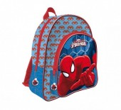 Mochila escolar adap trolley Marvel Ultimate Spiderman 41cm