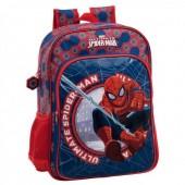 Mochila escolar adap trolley Marvel Ultimate Spiderman