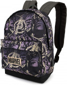 Mochila Escolar adap trolley Thanos Marvel 44cm