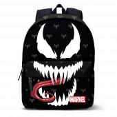 Mochila Escolar adap trolley Venom Marvel 42cm