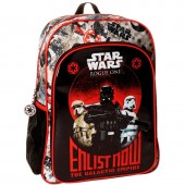 Mochila escolar adaptável a trolley Star Wars - Enlist Now