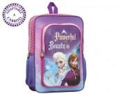 Mochila escolar adp 40cm Frozen Disney