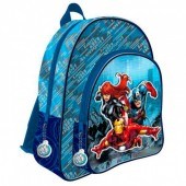 Mochila escolar Avengers Marvel Team 3D