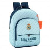 Mochila  Escolar Azul 42cm Real Madrid Since 1902