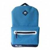 Mochila escolar Casual 45 cm Azul/Marinho Must