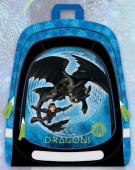 Mochila Escolar Como Treinar o teu Dragão 43cm