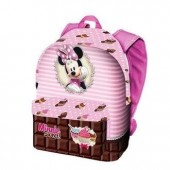 Mochila escolar Disney Minnie Sweet Cake