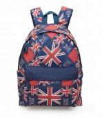 Mochila escolar e estojo Eastwick UK