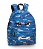 Mochila escolar Eastwick angry blue