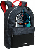 Mochila Escolar Fortnite Black Knight 43cm