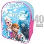 Mochila escolar Frozen Expert