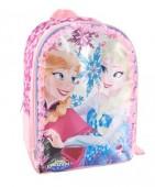Mochila escolar Frozen Sisters Pink