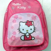 Mochila Escolar Hello Kitty (38x26cm)