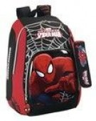 Mochila escolar Marvel Spiderman Adp Trolley 43cm