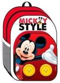Mochila Escolar Mickey Style 42cm