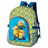 Mochila escolar Minions Party 46cm