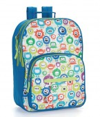 Mochila escolar Monsters (Trolley ready)