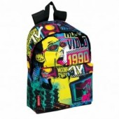 Mochila Escolar MTV