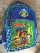 Mochila Escolar Patrulha Pata Jungle Patrol 46cm