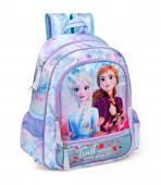 Mochila Escolar Premium 39cm Frozen 2 Trust Your Journey