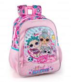 Mochila Escolar Premium 39cm LOL Surprise Adorbs