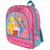 Mochila escolar Princesas 41x33x12cm Disney