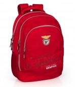 Mochila Escolar SL Benfica 3Fechos 44cm