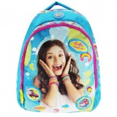 Mochila escolar Sou Luna Roller