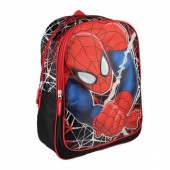 Mochila Escolar Spiderman Fight 42 cm