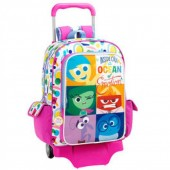 Mochila escolar trolley Inside Out Disney Emotion