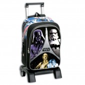 Mochila escolar Trolley Star Wars Flash grande