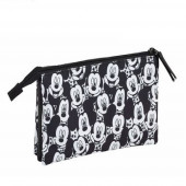 Mochila escolar  verde para Laptop 43 cm Mickey Teen