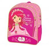 Mochila Escolar WV2 Fresa Princess
